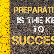 Preparation is the key to success motivational quote
